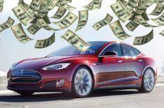 Cena elektromobilu