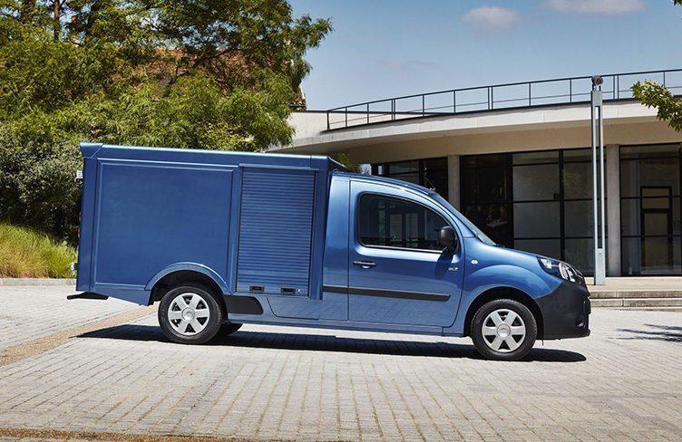 Elektrododávka Renault Kangoo ZE dostala vylepšení, ujede 270km