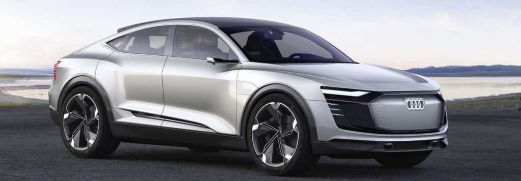 Audi e-Tron Sportback koncept