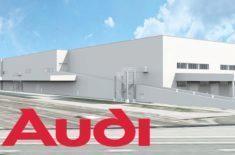 Jak vypadá továrna Audi na elektromobily?