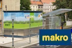 Bonett spouští provoz dalších CNG stanic s řetězcem Makro