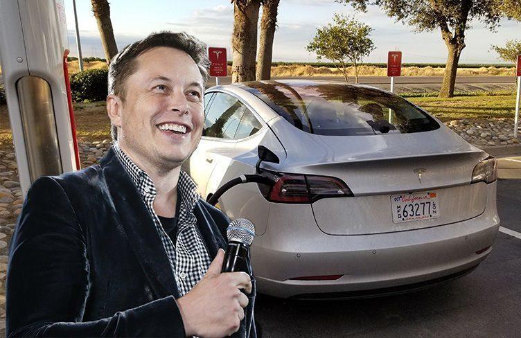 Elon Musk v neděli odhalí novinky Tesly Model 3