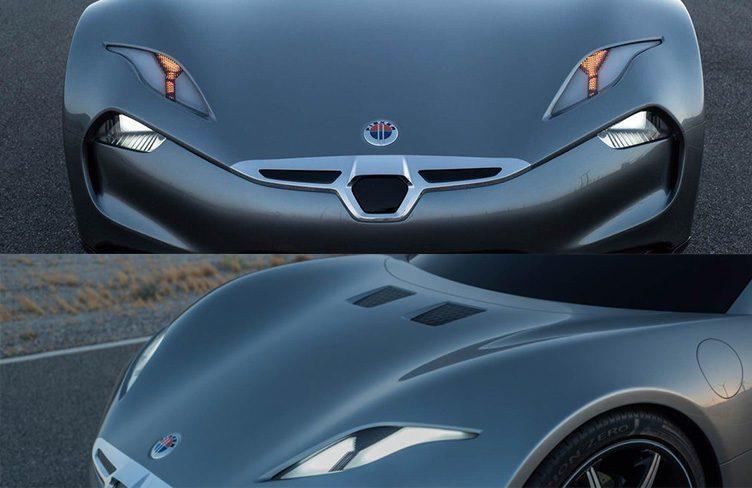 Jak vypadá elektromobil Fisker EMotion?