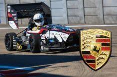 Vstoupí Porsche do Formule E?