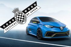 Festival rychlosti v Goodwoodu hostil vzácné elektromobily