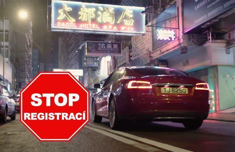 Registrace elektromobilů v Hong Kongu je na nule, proč?