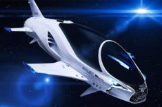 Lexus navrhnul šílenou vesmírnou loď pro film Valerian
