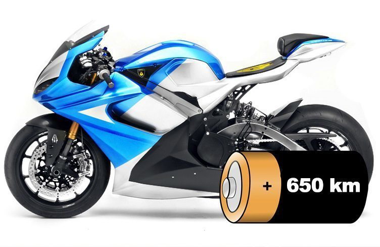 Lightning Motorcycles: Elektromotorka s dojezdem 650km?
