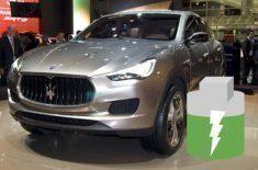 Maserati Levante Plug-in Hybrid
