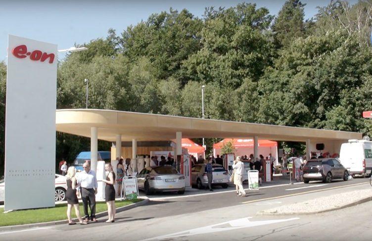 Nabíjecí stanice Vystrkov slaví první rok provozu