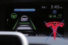 Nissan ProPILOT se chystá konkurovat Tesla autopilotovi