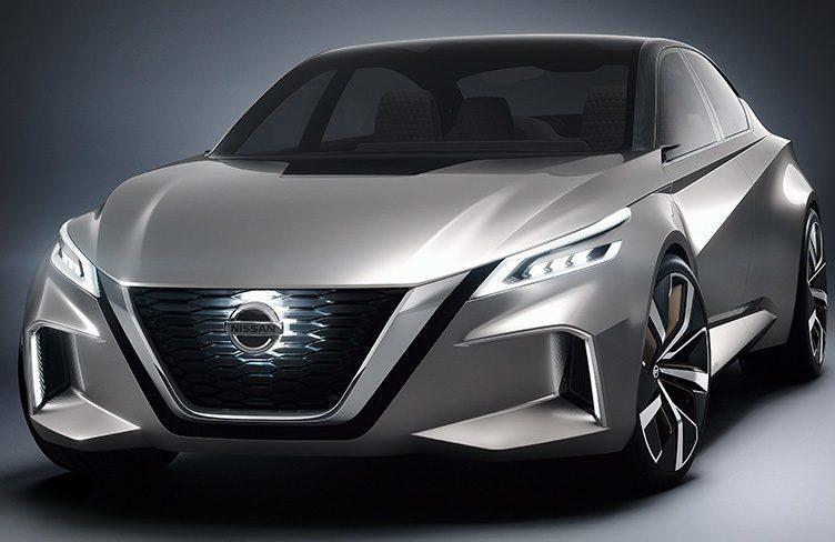 Nissan Vmotion 2.0 koncept