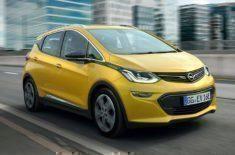 Opel Ampera-e dojezd