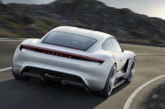 Porsche a elektromobily: Mění názor, výroba začne ve velkém
