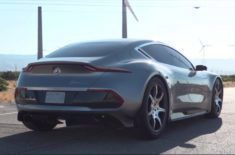 Prototyp Fisker eMotion