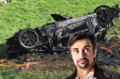 Richard Hammond zničil vzácný Rimac Concept One!