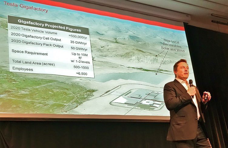 Čínská Tesla Gigafactory nejspíš bude. Podepsal Musk smlouvu?