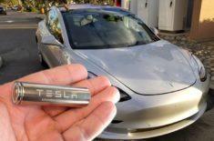 Baterie pro Tesla Model 3 konečně ve výrobě, budou levnější