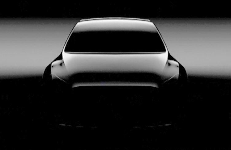 První obrázek Tesla Model Y