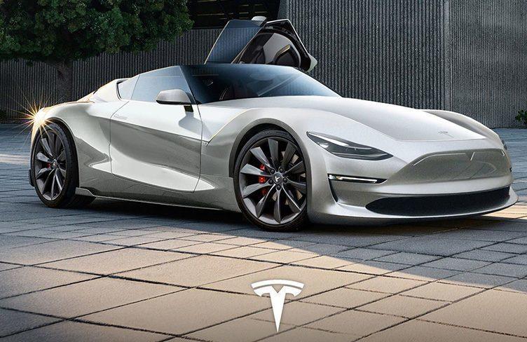 Tesla Roadster nové generace