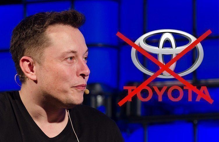 Toyota končí spolupráci s Teslou