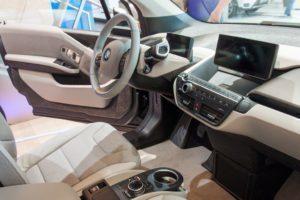BMW i3 interiér 1