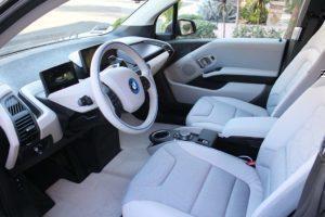 BMW i3 interiér 2