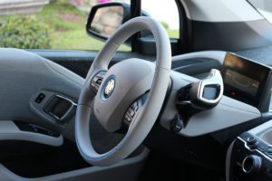 BMW i3 interiér 3