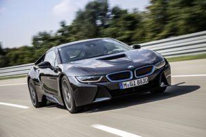 BMW i8 exteriér 1