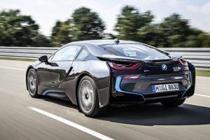 BMW i8 exteriér 2