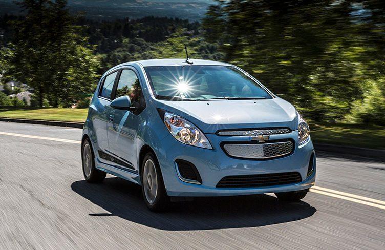 Mstsk Chevrolet Spark Ev Okuje Odpichem A Cenou Chytr Auta