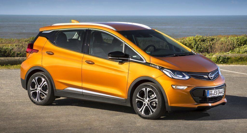 Opel Ampera-e exteriér