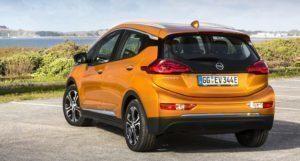 Opel Ampera-e exteriér zezadu