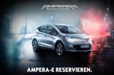 Rezervace Opel Ampera-e v Německu startují