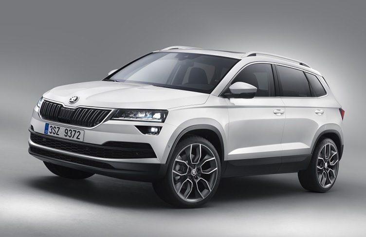 Škoda Auto a jejich nový model Karoq