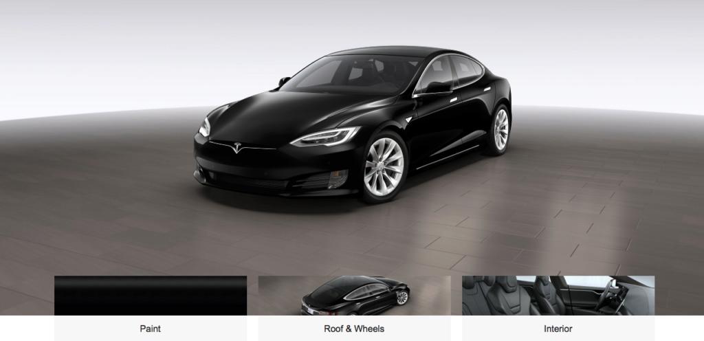 Tesla Model S a objednávkový proces
