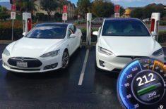 Tesla přišla s výkonovým vylepšením pro Model S a X