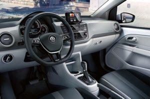 Volkswagen e-Up! interiér